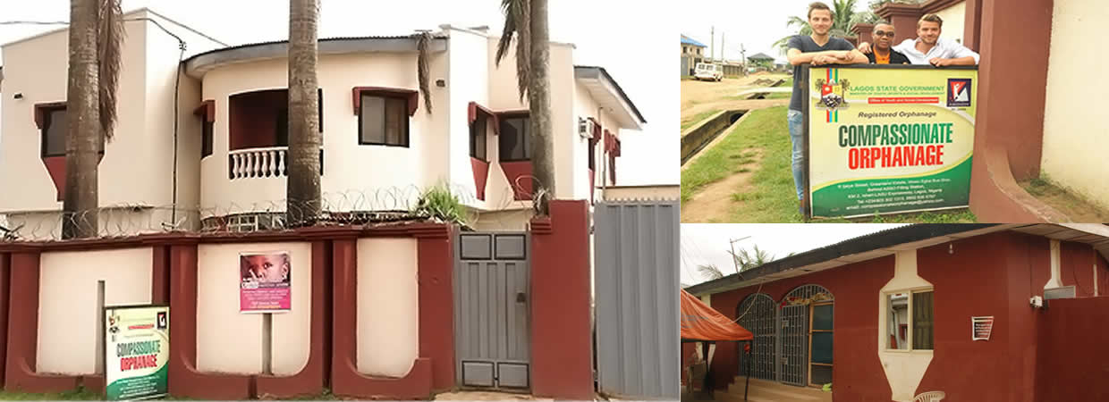 Orphanage Homes in Nigeria